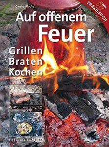 Outdoor kochen, auf offenem Feuer grillen