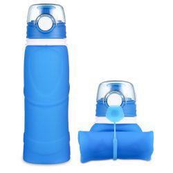 survival-tipps, Faltbare Tinkflasche aus medizinischen Silikon