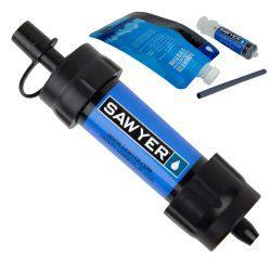 survival-tipps, Sawyer MINI Wasserfilter Wasseraufbereitung Outdoor Wasser Filter