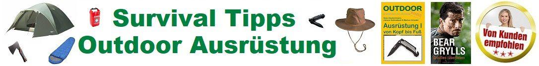 Survival Tipps